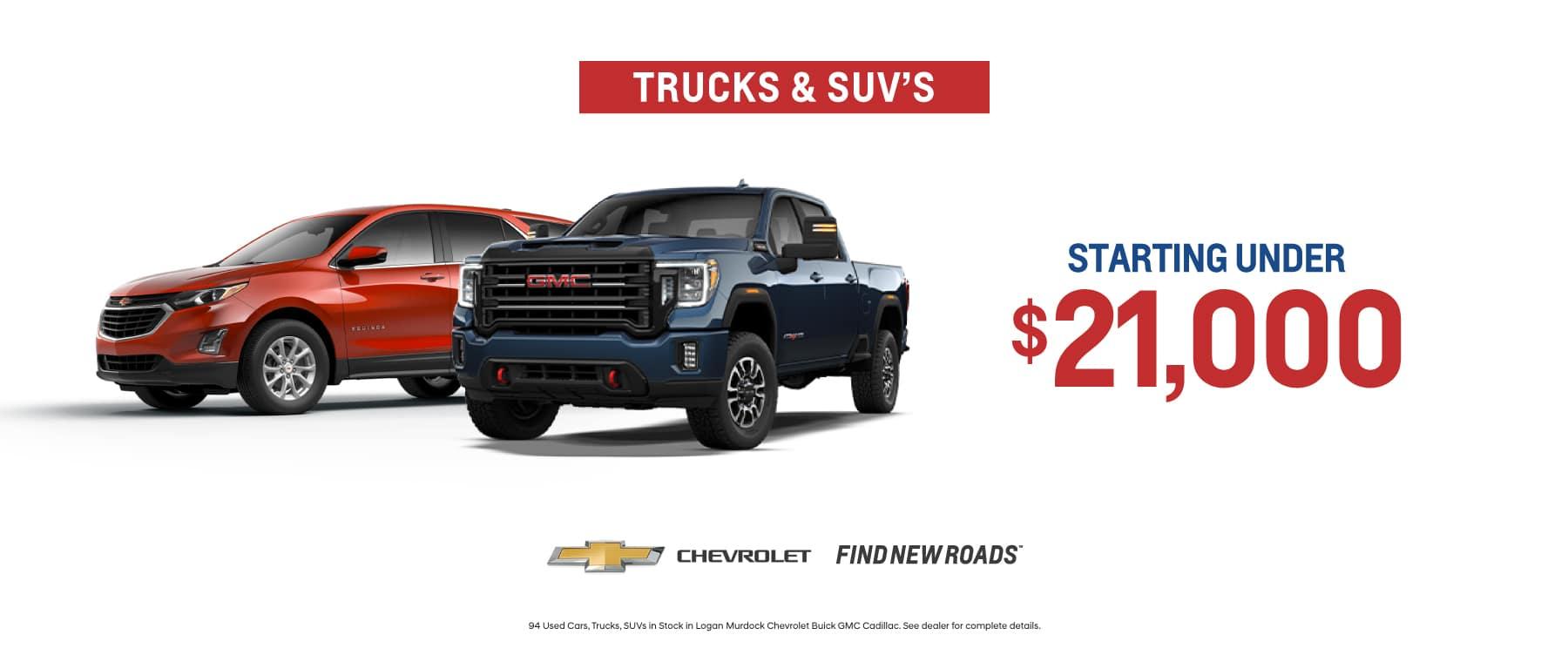 2020-12 Trucks & SUVs 1800×760