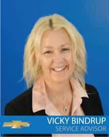 Vicky Bindrup