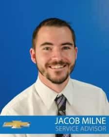 Jacob Milne
