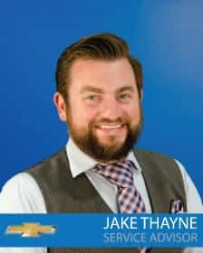 Jake Thayne