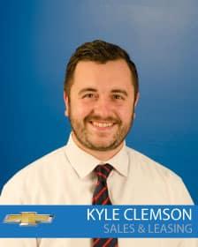 Kyle Clemson