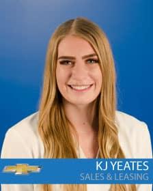 KJ Yeates