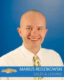 Marius Redzikowski
