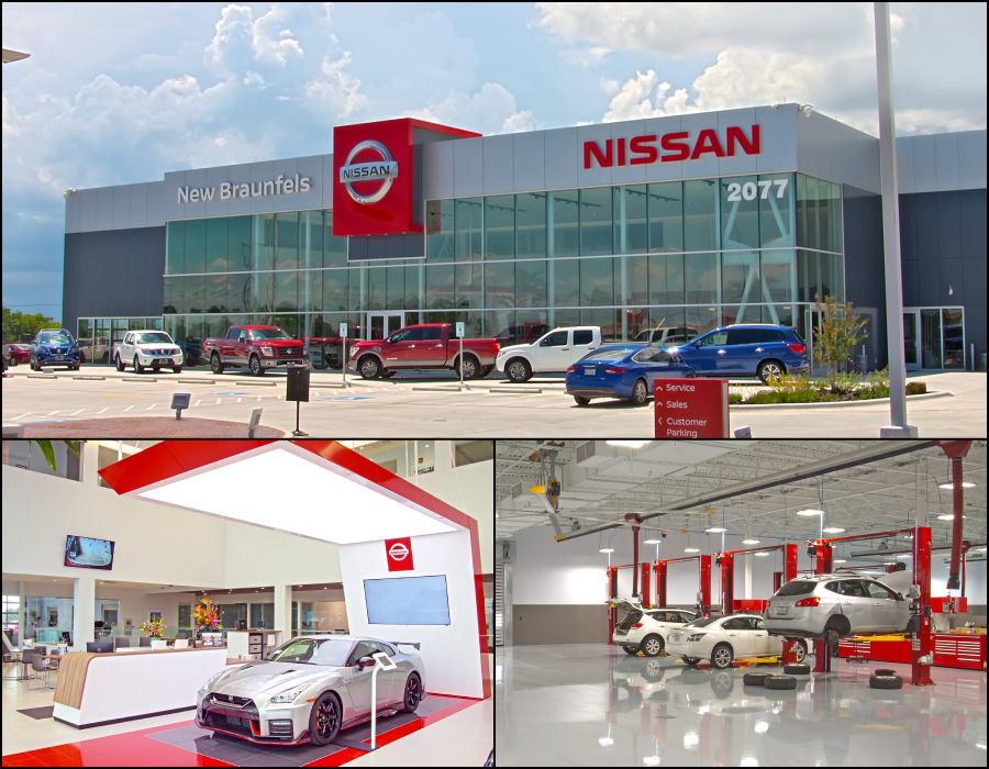 Nissan Of New Braunfels Nissan And Used Car Dealer Near San Antonio