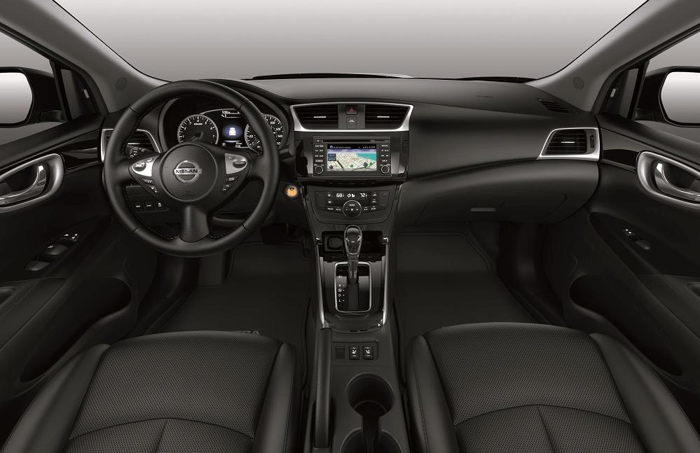 Nissan Sentra Interior in New Braunfels, TX