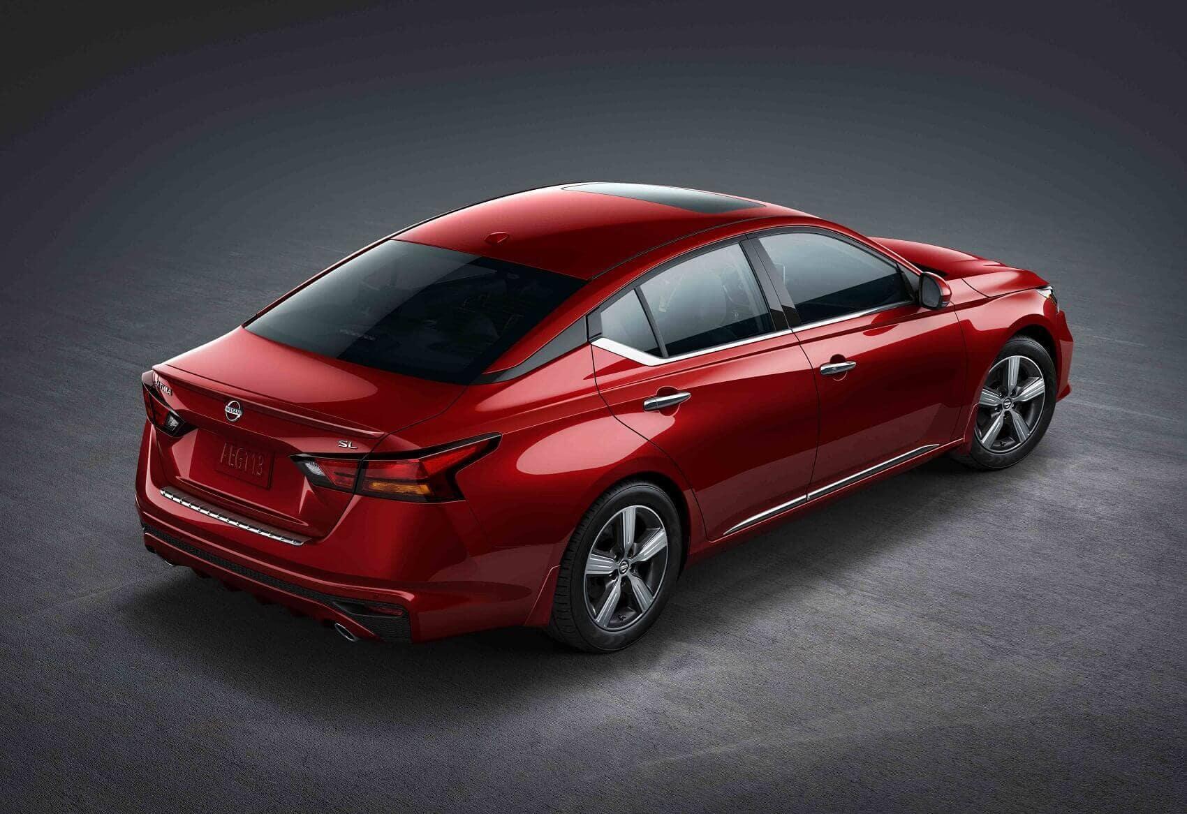 Nissan Altima Engine Specs