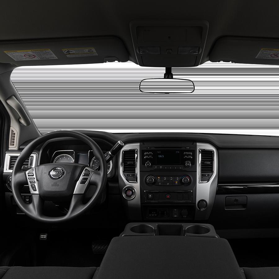 Nissan Titan XD Steering Column