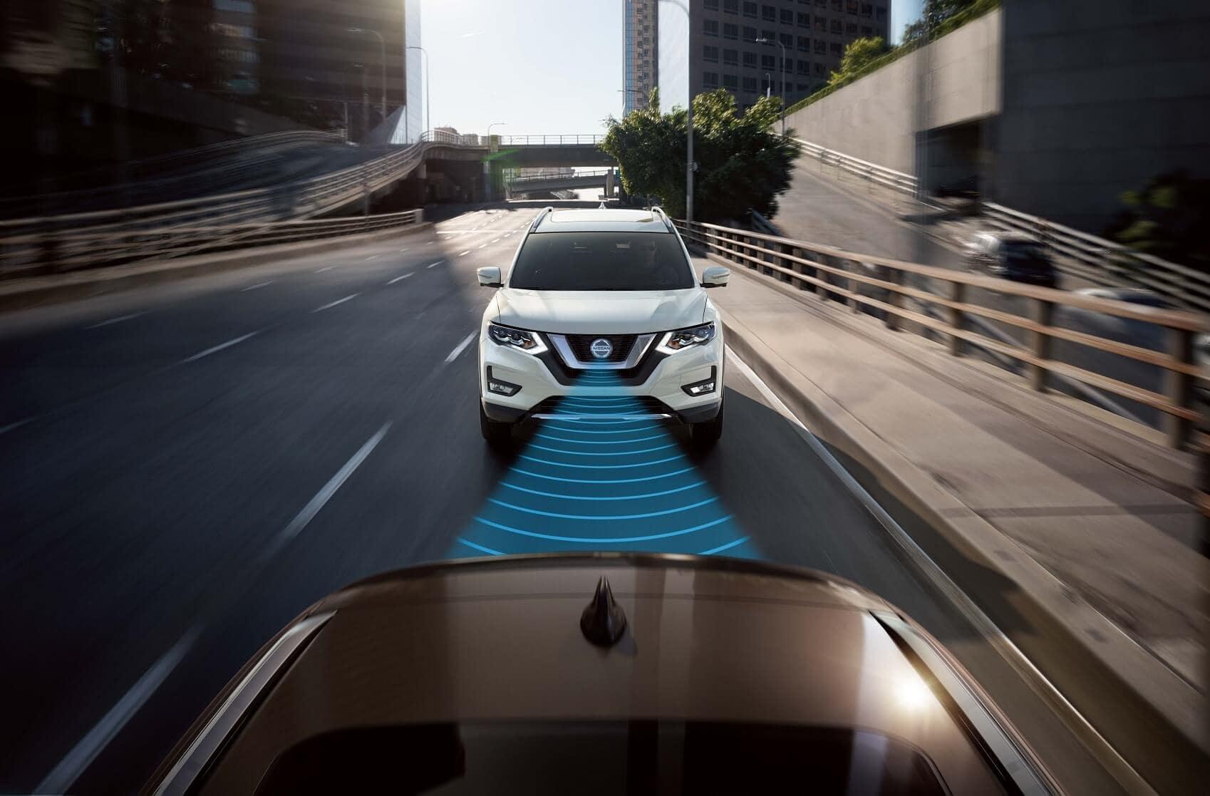 Nissan Rogue Braking Safety