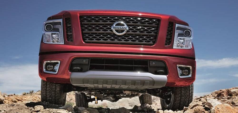 Nissan Titan Off-Road