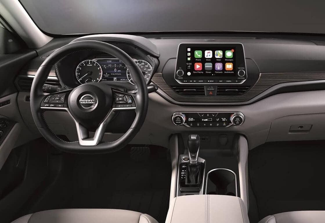 Nissan Altima Apple Car Play