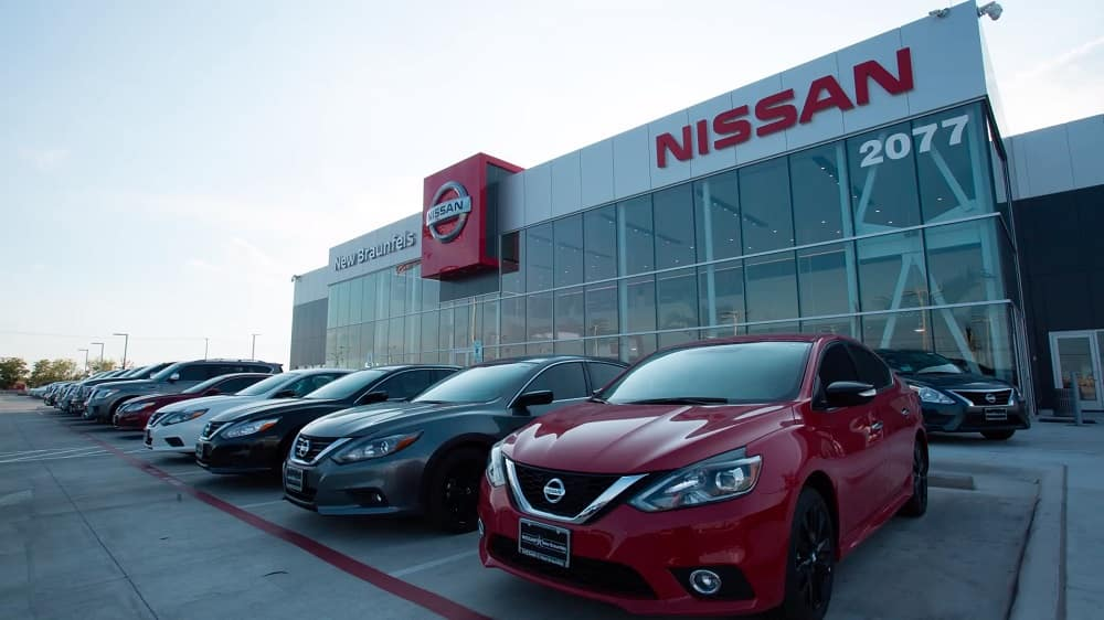 Nissan of New Braunfels Car Inventory