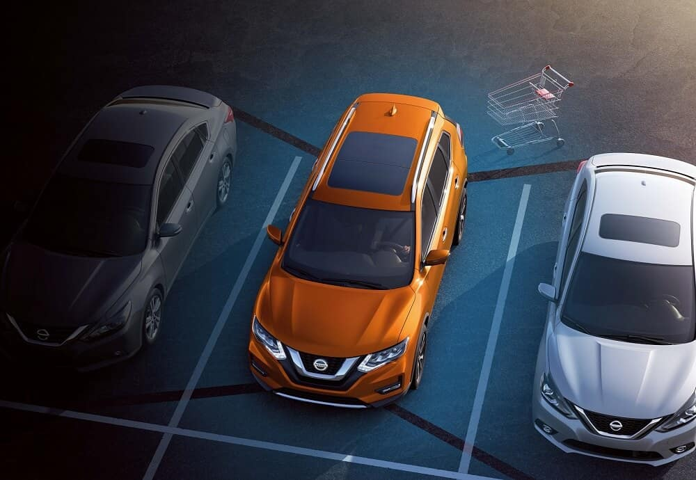 Nissan Rogue Safety