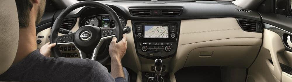 2020 Nissan Rogue Interior Technology