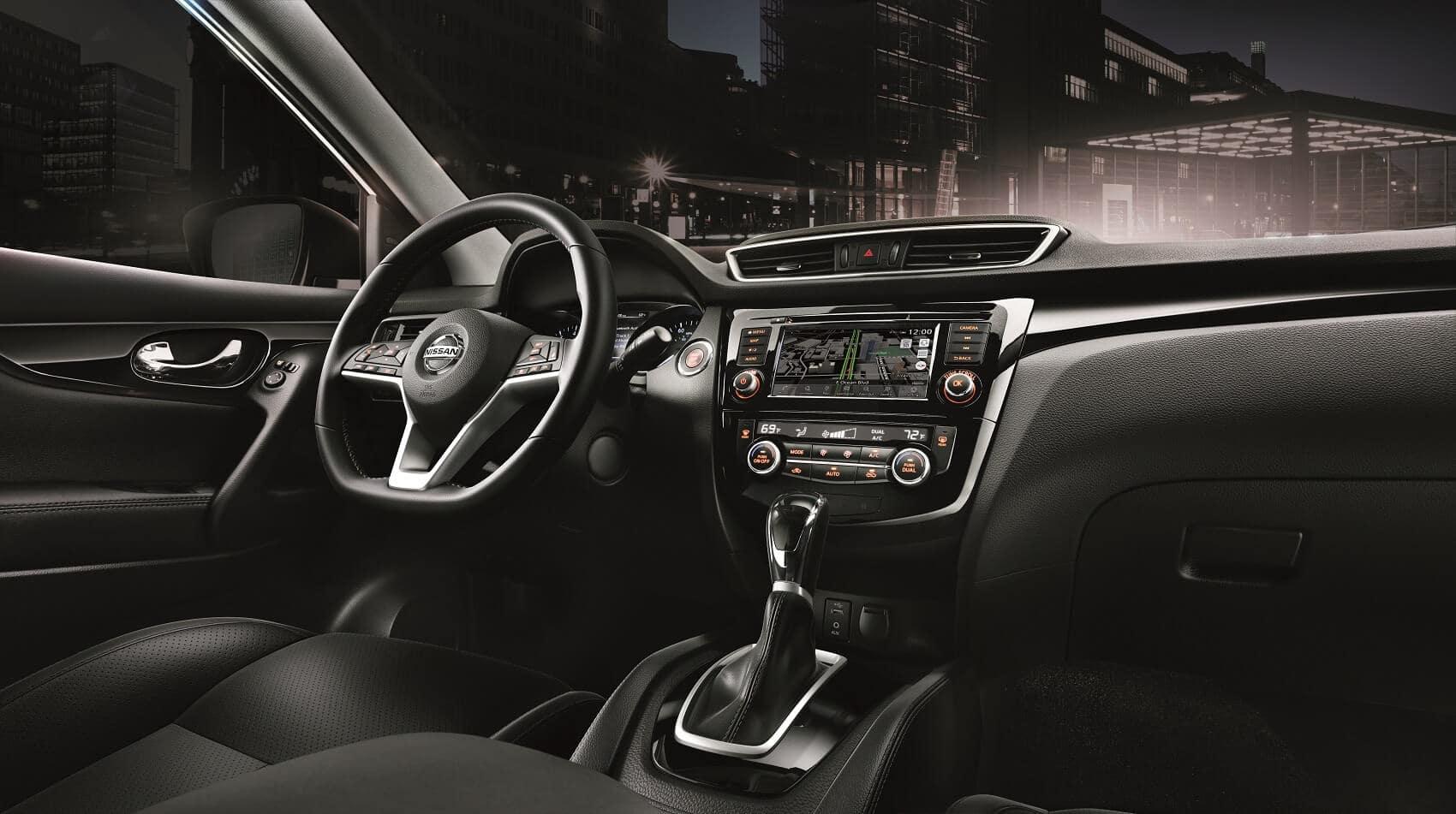 2020 Nissan Rogue Sport Interior Technology
