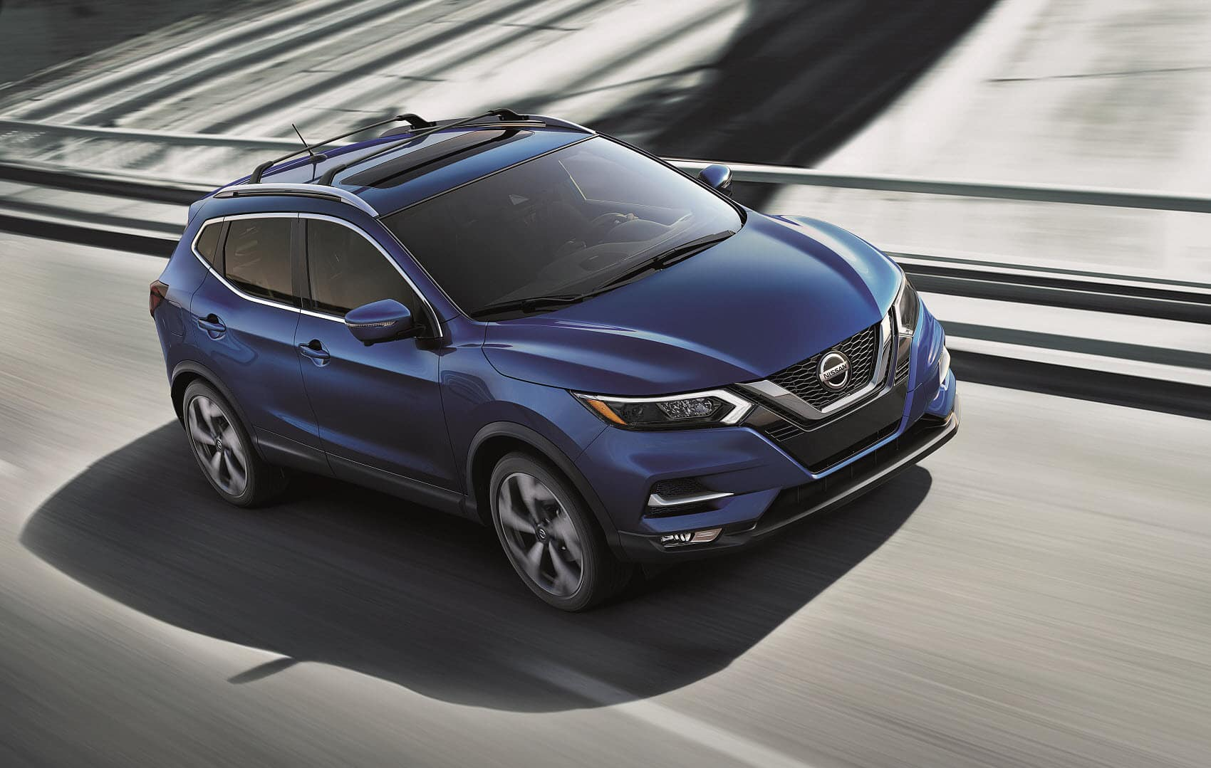 2020 Nissan Rogue Sport on Road