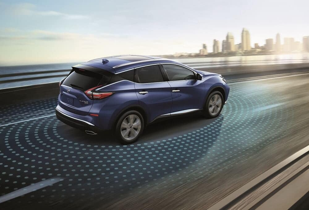 Nissan Murano with Safety Shield 360®