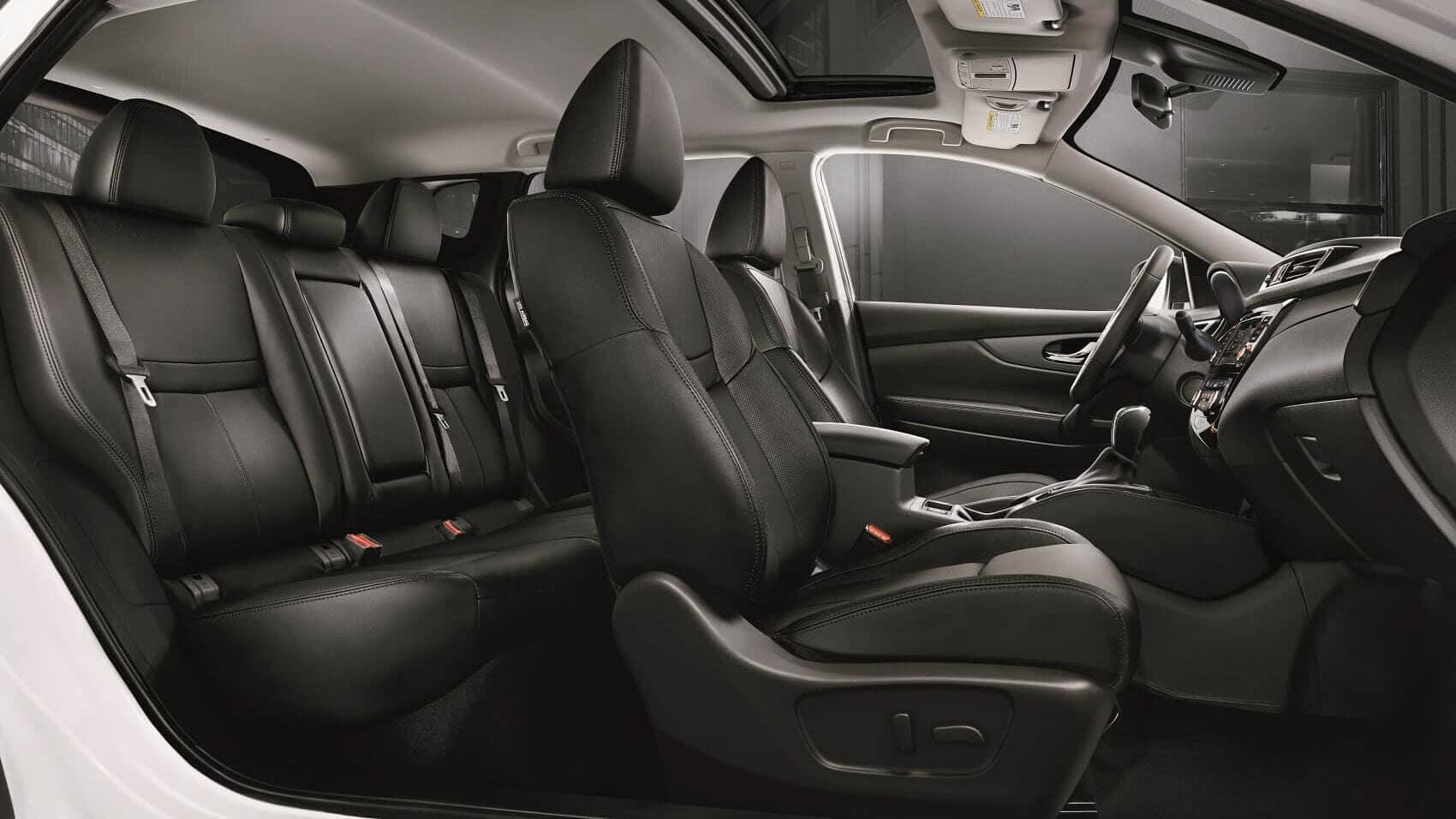 2020 Nissan Rogue Sport Interior Space