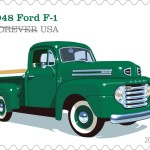 Ford Truck Stamp