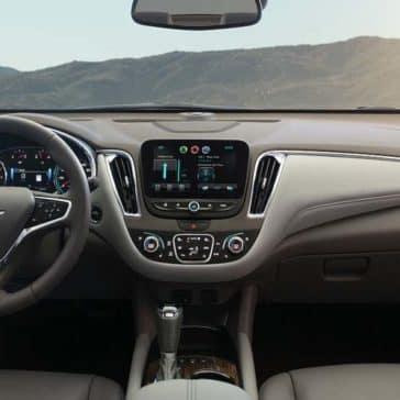 2018 Chevrolet Malibu Interior 1