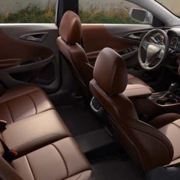 2018 Chevrolet Malibu Interior 2