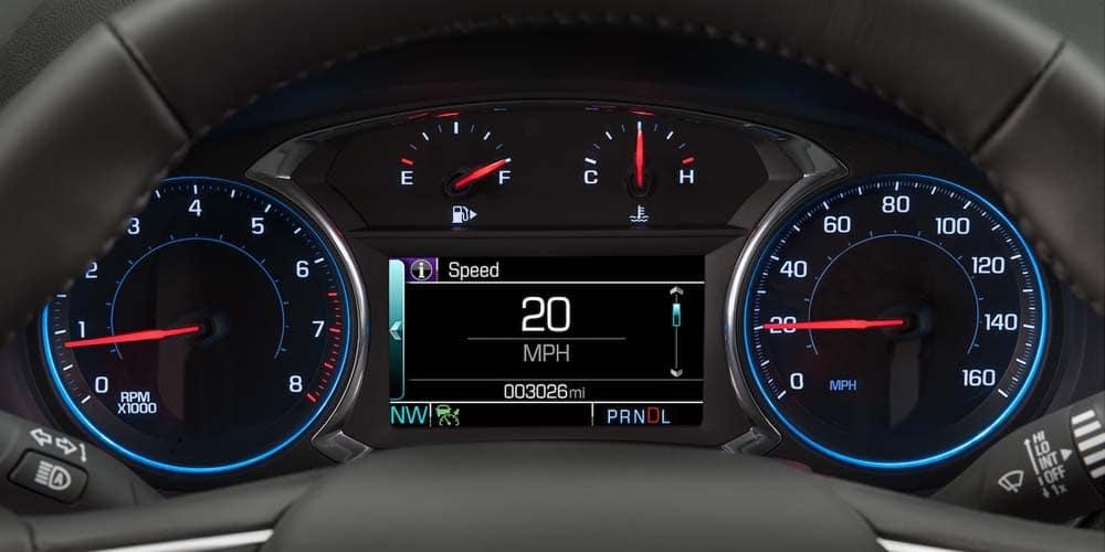 2018 Chevrolet Malibu Interior 3