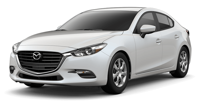 2018 Mazda3 Sedan