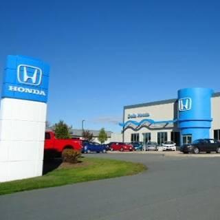 DELLA Honda in Plattsburgh, New York | North Country Honda Dealers