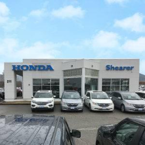 Shearer Honda