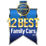 2017 Kelley Blue Book 12 Best Family Cars