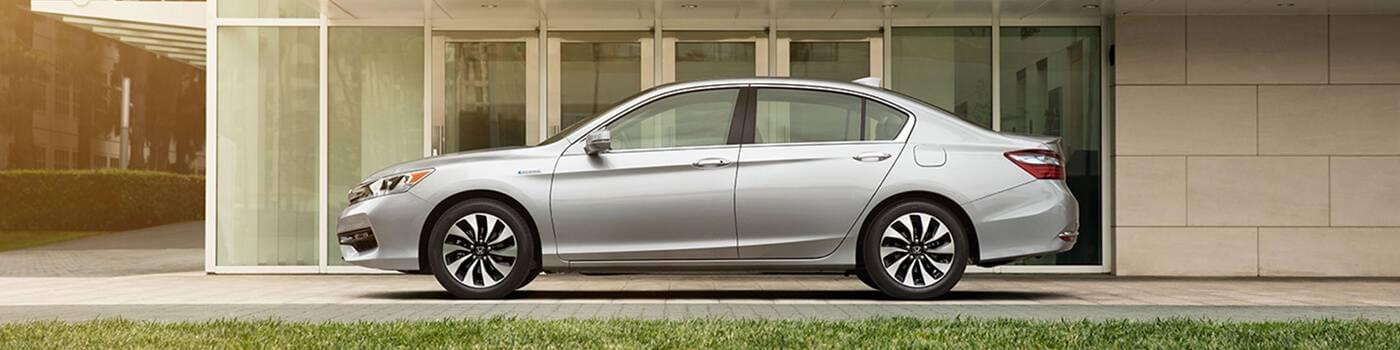 Honda Accord Hybrid Incentives