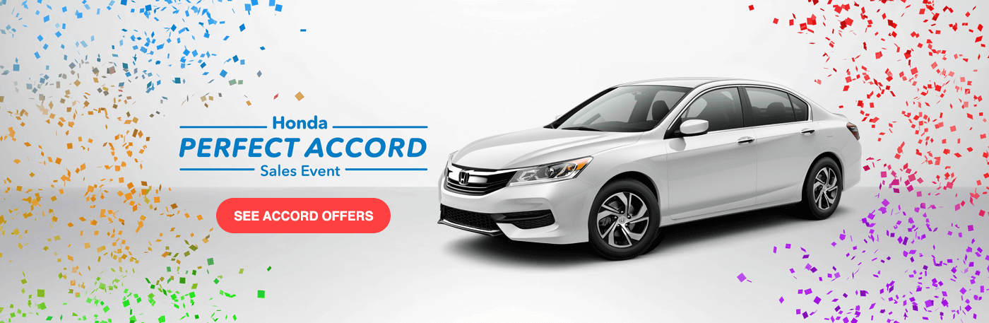North Country Honda Perfect Accord Sales Event