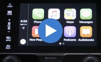 2017 Honda Civic Apple CarPlay