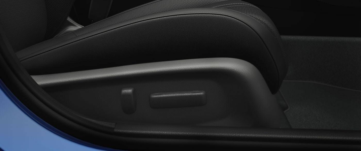 2017 Honda Civic Sedan Power Adjustable Seats