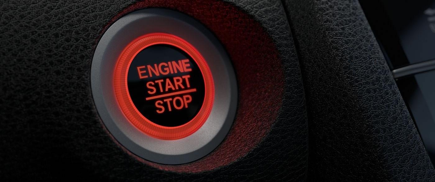 2017 Honda Civic Sedan Push Button Start
