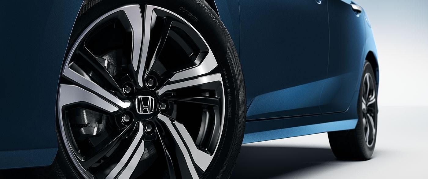 2017 Honda Civic Tire Pressure System
