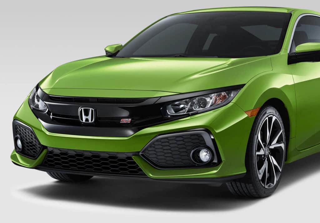 2018 honda civic si coupe north country honda dealers for Honda civic dealer