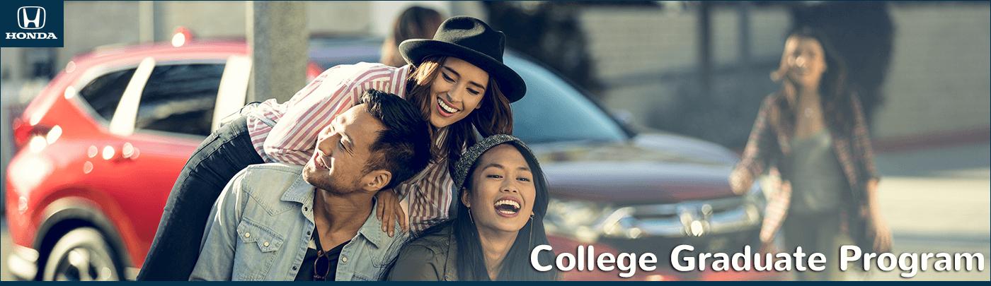 North Country Honda Dealers College Graduate Program