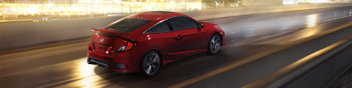 Honda Civic Si Coupe Incentives