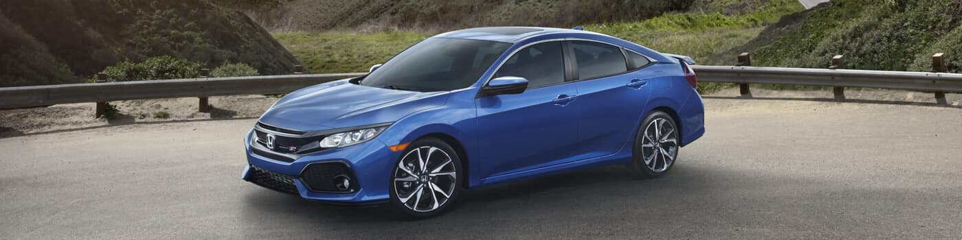 Honda Civic Si Sedan Incentives