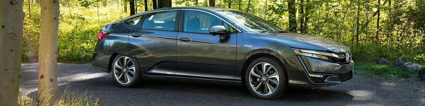 Honda Clarity Plug-In Hybrid Incentives