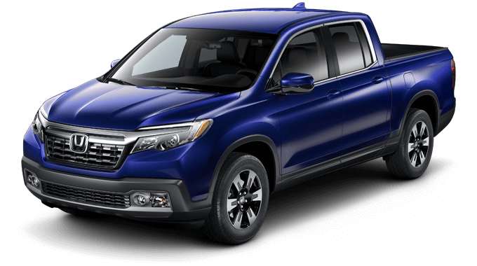 2019 Honda Ridgeline RTL-T
