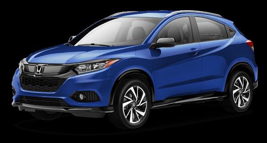 2019 Honda HR-V Sport