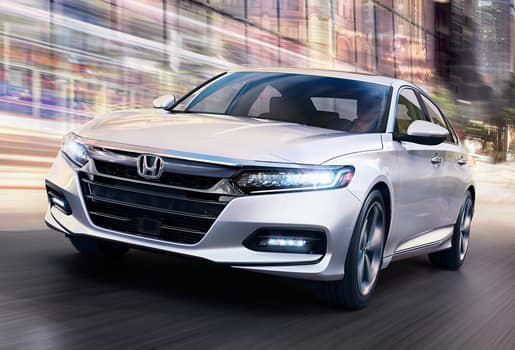 Honda Accord Vehicle Panel