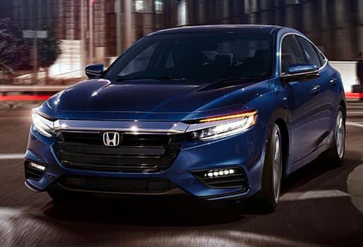 Honda Insight Vehicle Panel