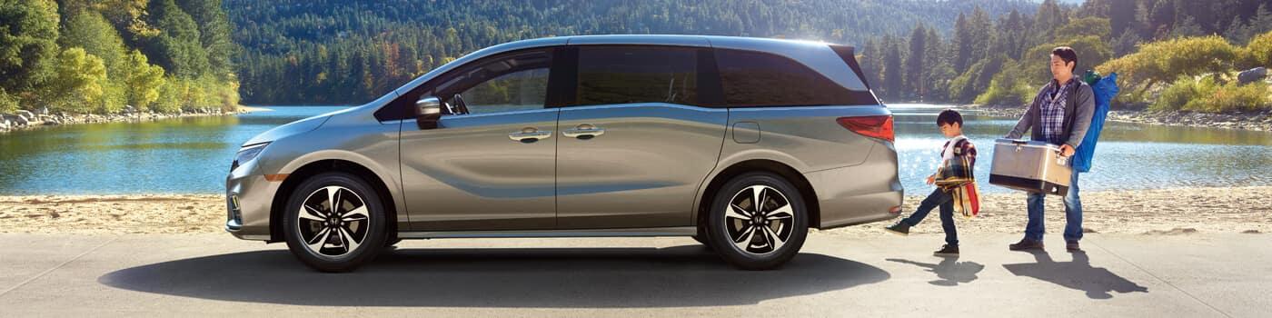 Honda Odyssey Incentives Banner