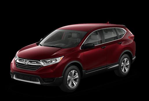 Honda CR-V Homepage Vehicle Tile