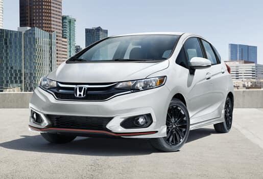 Honda Fit Homepage Vehicle Tile