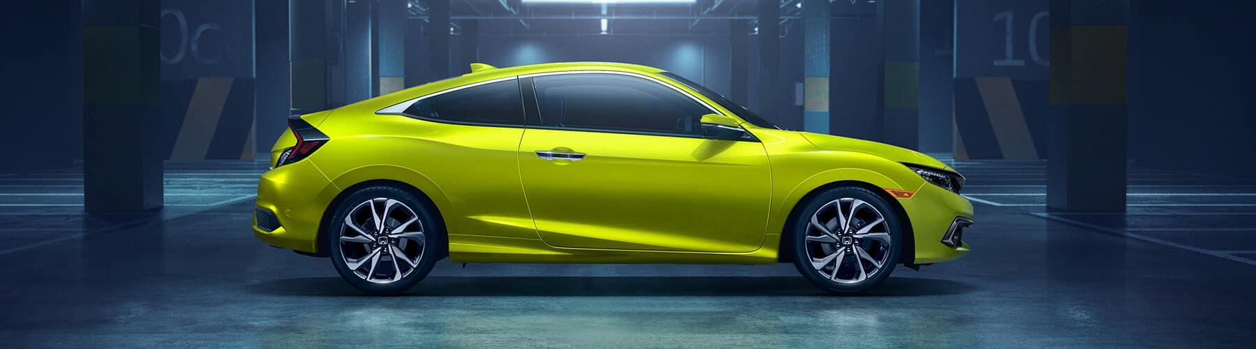 2019 Honda Civic Coupe Slider