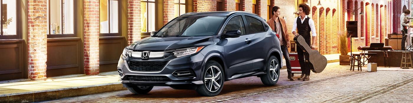 Honda HR-V Incentives Banner