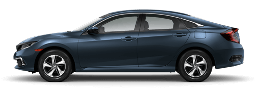 Honda Civic Sedan Buttons